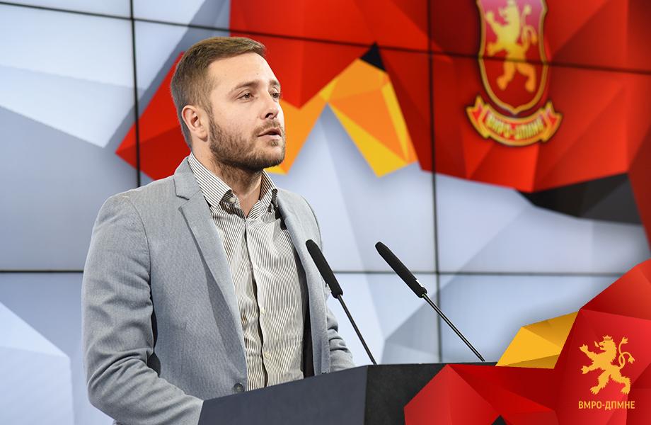 Арсовски: Зоран Заев да не прави дополнителни штети и да не излегува надвор од законот
