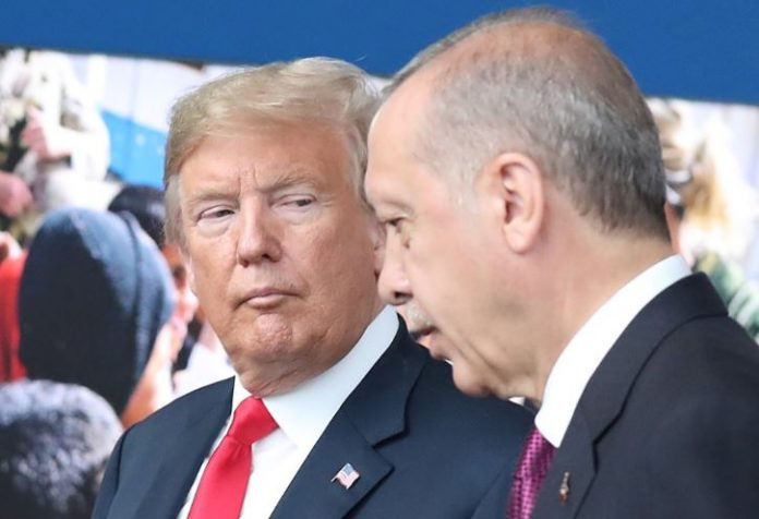 Трамп и Ердоган разговараа за ситуацијата во Либија
