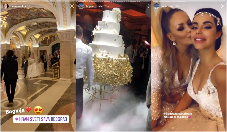ФОТО: Едно правило на свадбата на Вељко и Богдана го прекршија сите гости