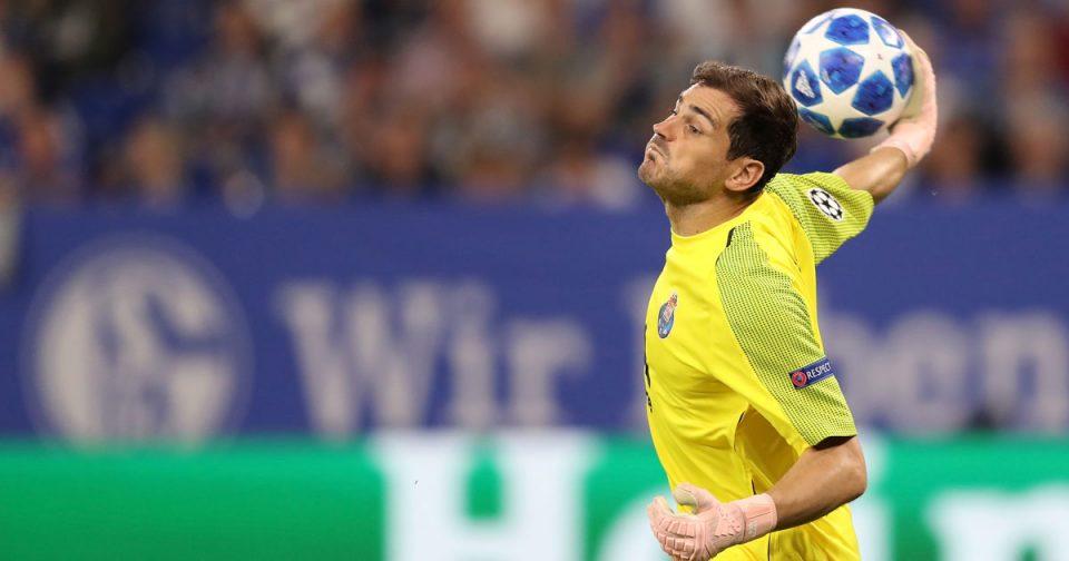 Касиљас го најави враќањето во Реал Мадрид!