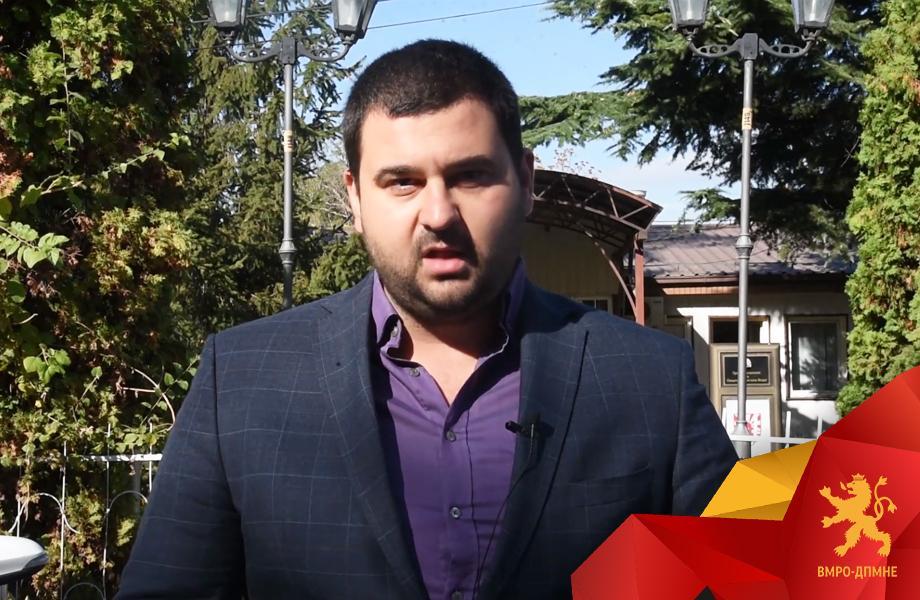 Живковски: Темелковски не реализираше ниту еден проект за Кисела Вода