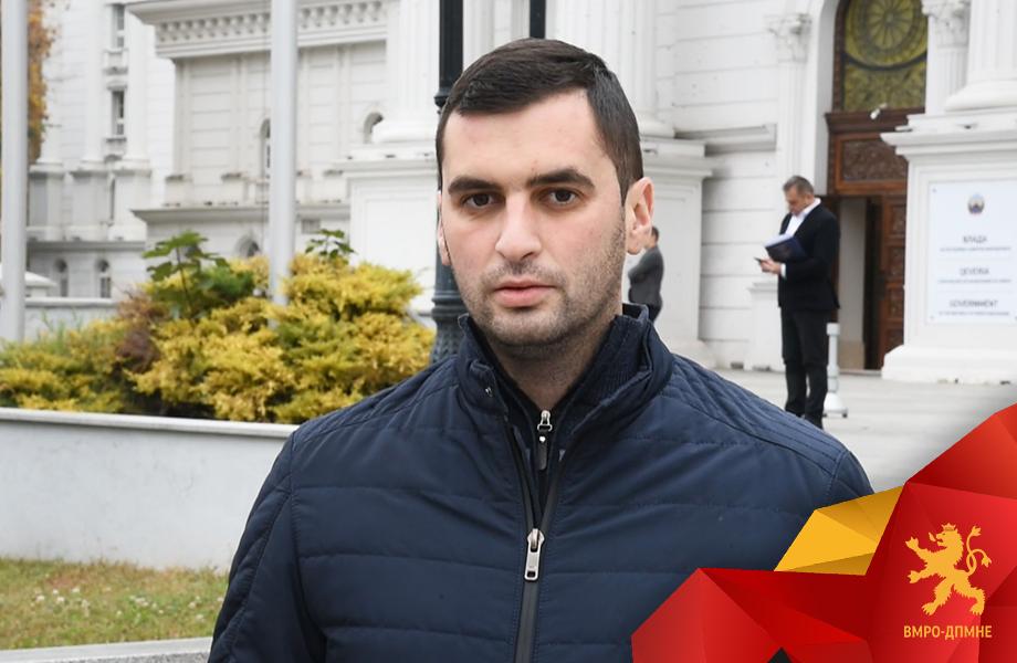 Јаулески: Силна е Македонија кога вакви сѐ уште трпи!