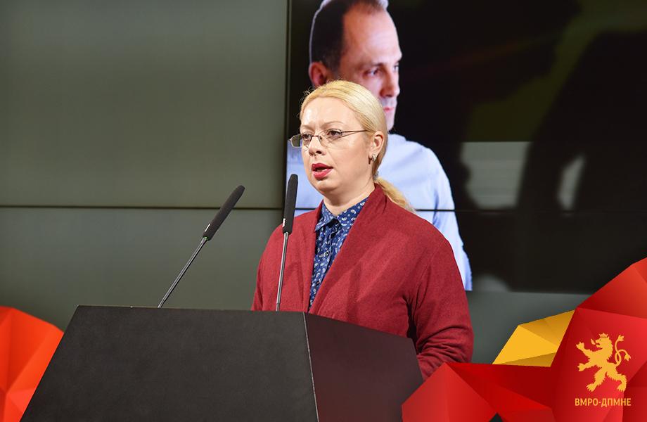 Андоновска: Ако вакцинацијата се одвива како што се одвиваше за сезонски грип, значи ќе имаме катастрофа и хаос