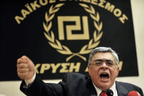 Продолжува сослушувањето на лидерот на Златна зора во судот во Атина
