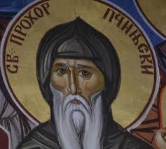 Свети Прохор Пчињски, пустиножителот кој му ја претскажал иднината на царот Диоген