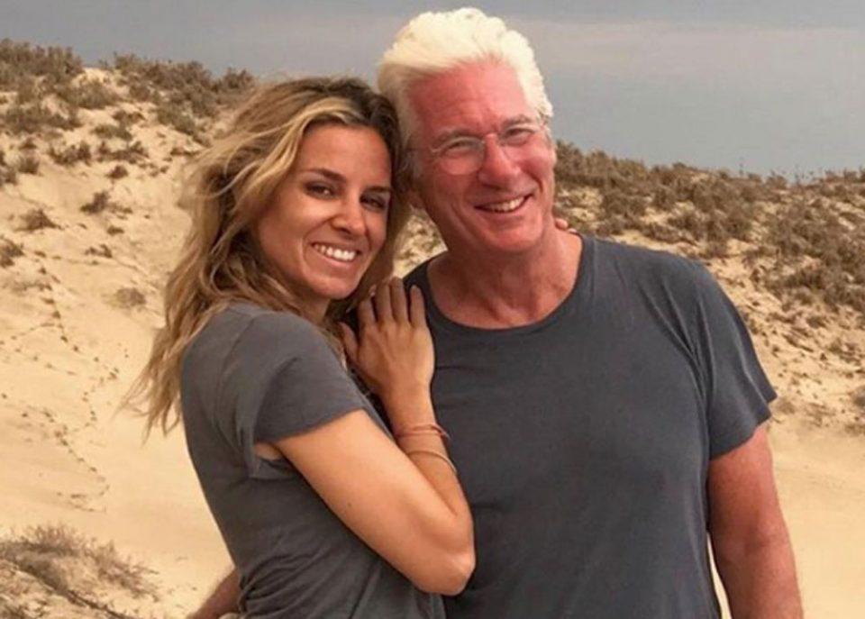 Ричард Гир на 70 години чека второ дете со младата сопруга