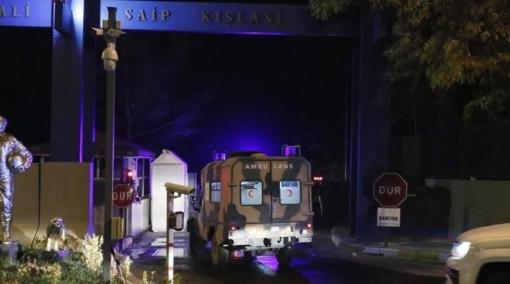 Експлозии во складиште за оружје во Турција, 17 лица се повредени