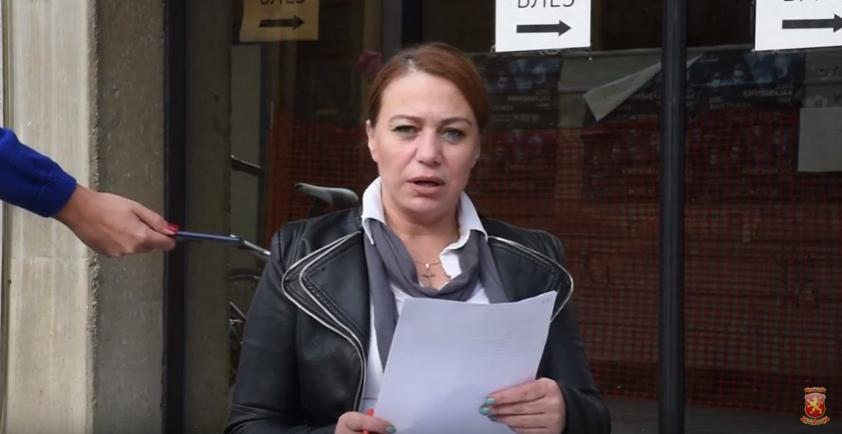 Димитровска до Царовска: Министерке, доста веќе си поигрувате со маката и сиромаштијата на луѓето- станува непристојно!