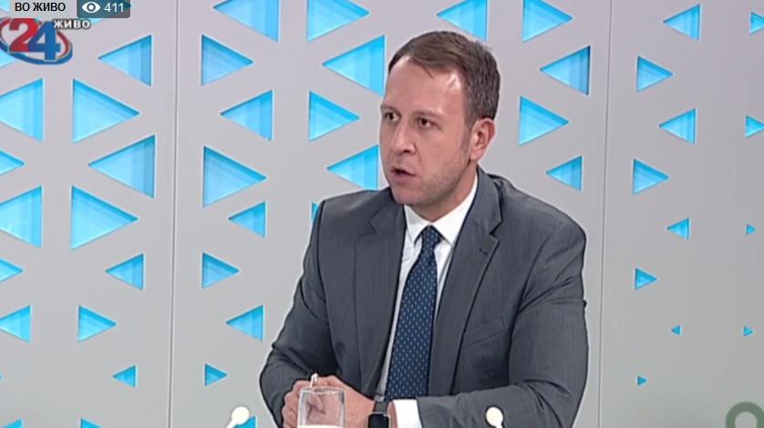 Јанушев: Системот ќе функционираше ако се отвореа истраги за криминалите на оваа Влада