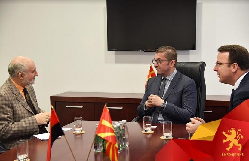 Мицкоски-Вуцас: За да се врати владеењето на правото потребни се суштински реформи, кои ВМРО-ДПМНЕ ќе ги спроведе кога ќе ја преземе власта