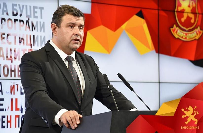 Мицевски: Власта во 2020 година планира да потроши 3.9 милијарди евра, на популистички и неразвојни програми