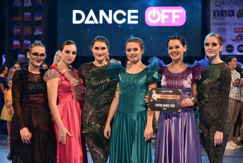 Настапувачите на Гала вечерта на Dance OFF ги освоија срцата на публиката (ФОТО)