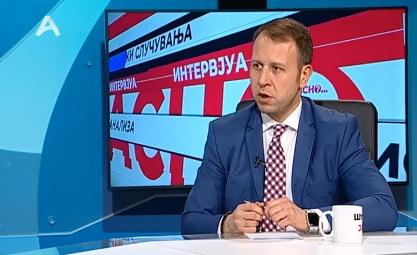 Јанушев: За ВМРО-ДПМНЕ критиката е добредојдена за да можеме позитивно да се движиме напред