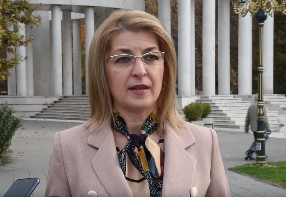Ласовска: Во ек на 16 дена активизам против родовото насилство, високи функционери од власта тепаат жени!