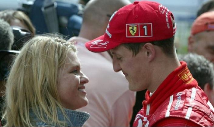 Сопругата на Шумахер проговори за состојбата на славниот Ф1 возач