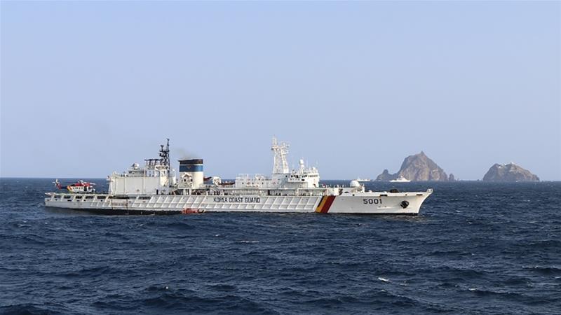 Јужнокорејски хеликоптер со седум лица се урна во море