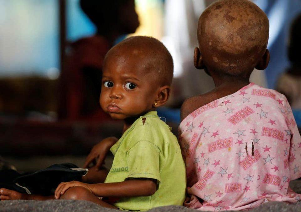 Во Африка повеќе од 52 милиони жители се соочени со глад