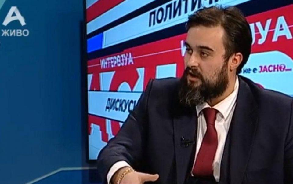Митовски: Судскиот систем затвора луѓе за 100 ќебапчиња, а премерот добива ослободителна пресуда за поткуп на 200.000 евра