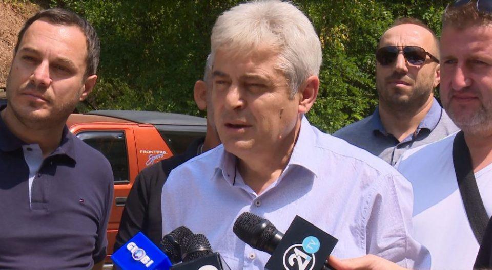 Ахмети: Не сметам дека ќе има поместување на датумот за предвремените избори