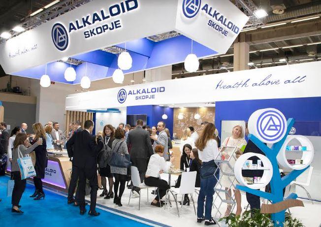 Алкалоид АД Скопје дел од најголемиот глобален саем на фармацевтската индустрија