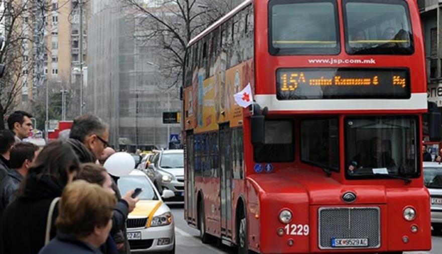 Променета трасата на автобуската линија 15А