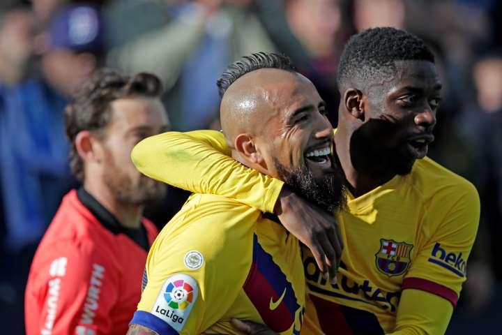 Барселона останува на лидерската позиција во Премиера