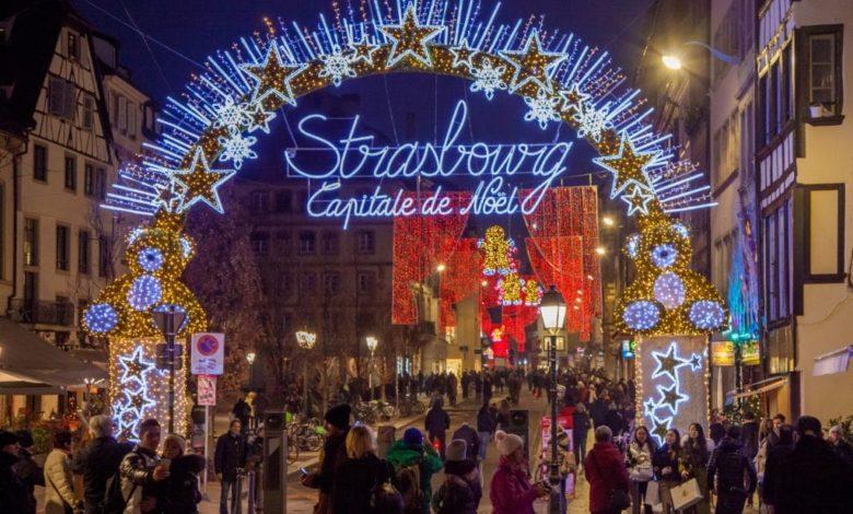 На Божиќниот панаѓур во Стразбур се врши претрес на посетителите