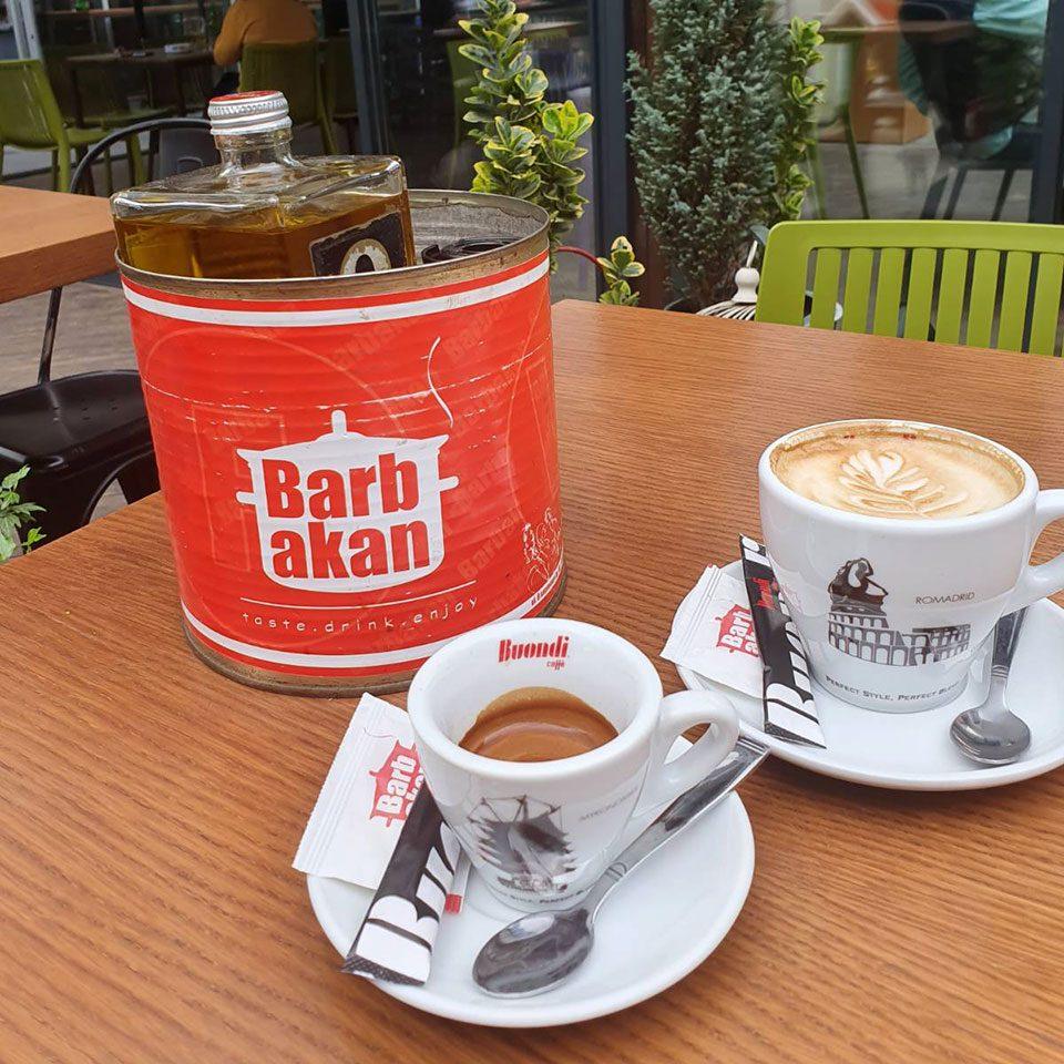 Кое кафе си ти – провери во Барбакан!