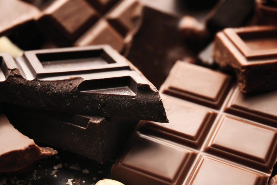 Доцна навечер не смеете да помислите на чоколада