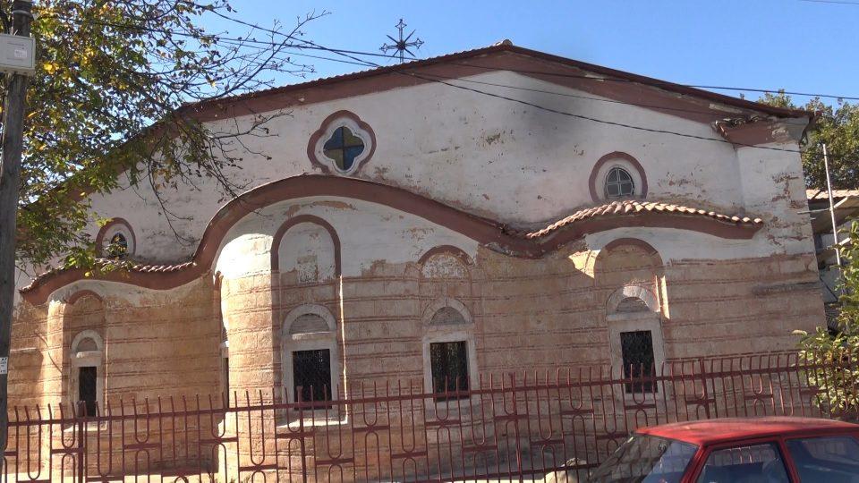 """Познатата прилепска црква """"Свето Благовештение"""" ќе го добие старо-новиот уникатен изглед"""