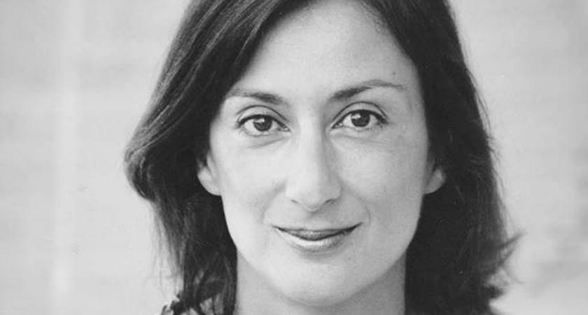 Обвинети уште две лица за убиството на новинарката од Малта