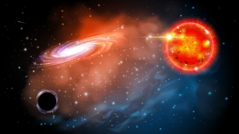 Откриени нов тип на минијатурни црни дупки