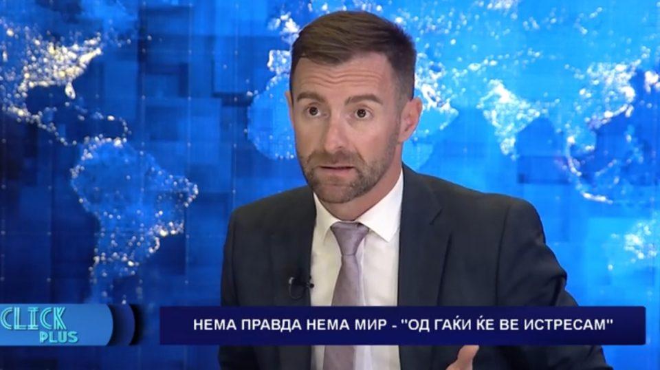Димовски: Јавното обвинителство е мртво за предмети откако СДСМ е на власт