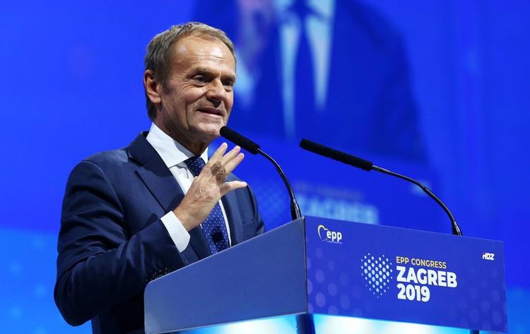 Туск избран за претседател на ЕПП