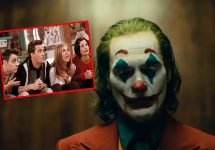 """ФОТО: Откриена тајна врска меѓу """"Џокер"""" и """"Пријатели"""", обожавателите збунети"""