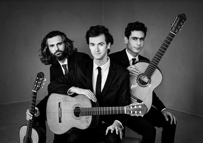 """Концерт на гитарското трио """"Елогио"""""""