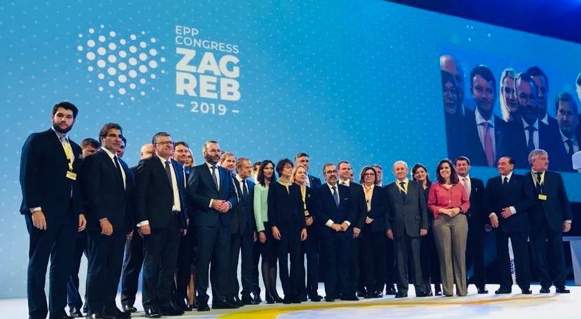 Ова се пораките од лидерите на ЕПП самитот во Загреб: Мицкоски порачува дека Македонија припаѓа на европското семејство