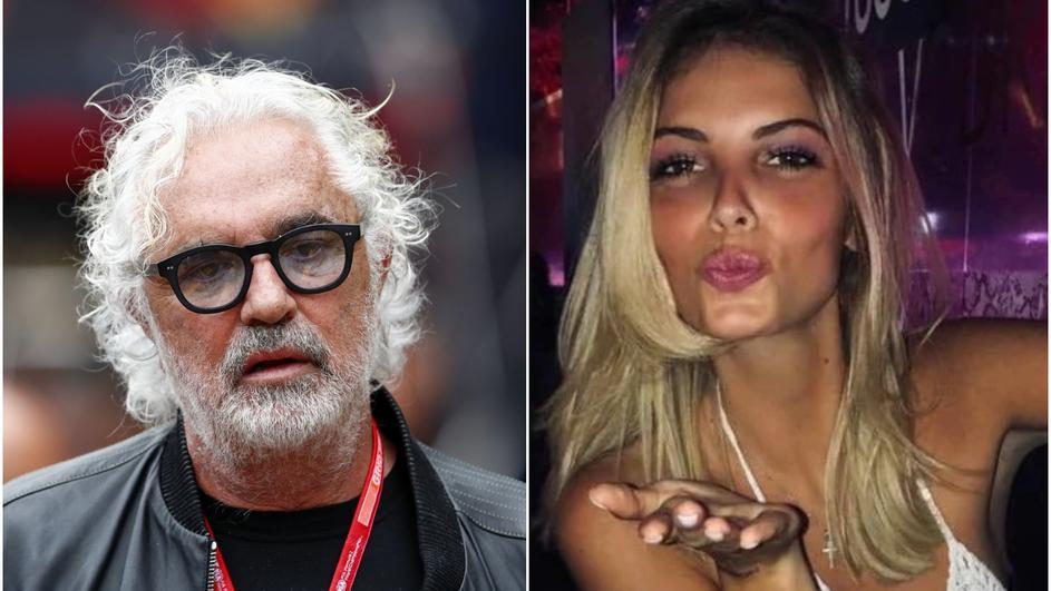 Флавио Бријаторе има нова девојка, разликата во години е шокантна