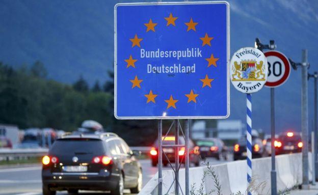 Германија засилува проверки на границите
