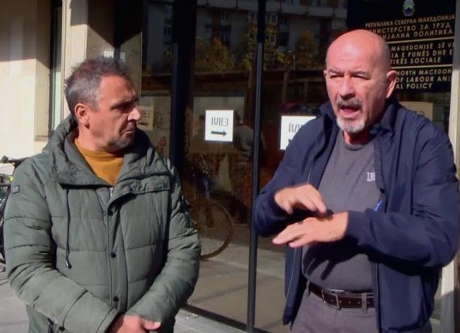 (ВИДЕО) Глувонемите во среда во 11 на протест против Царовска