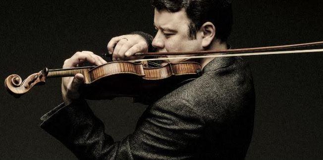 Концерт со Вадим Глузман, еден од најдобрите виолинисти