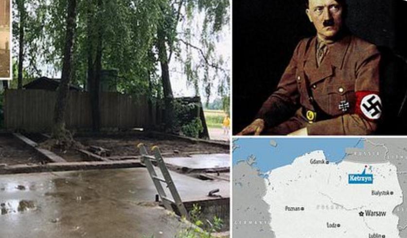Откриени тајните на озлогласениот бункер: Хитлер бил вегетаријанец и вакви градини имал насекаде
