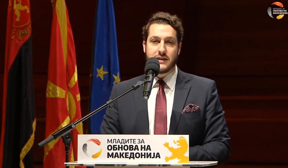 Хуртадо Мира: Ќе испратиме европска порака дека ние сакаме нов премиер, Христијан Мицкоски