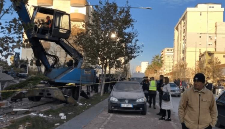 ВИДЕО: Земјотресот до земја срамни хотел, гостите завршија под урнатините