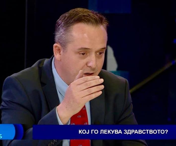 Игор Николов го повикува Филипче на дебата: Ајде да видиме какви мерки и подобрување на здравствениот систем направивте последниве 3 години