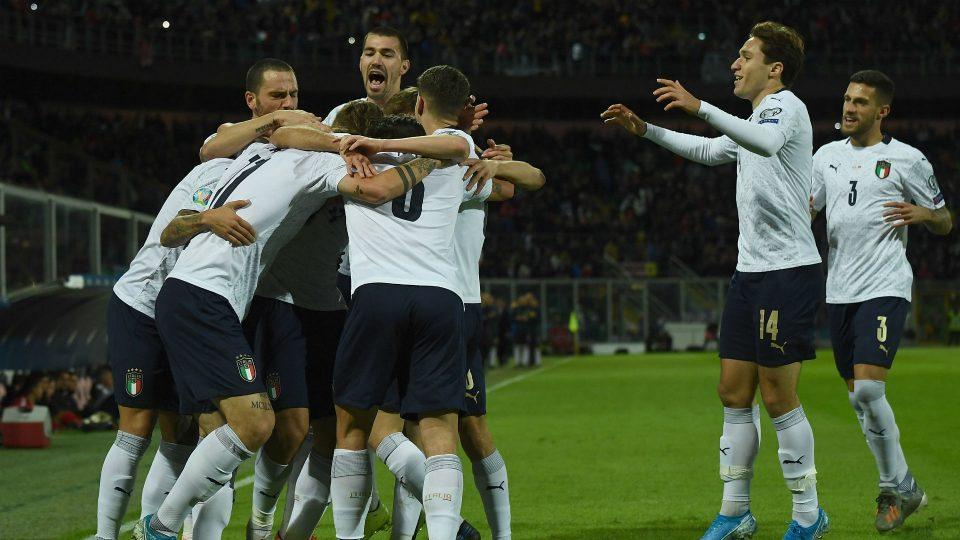 Италија и даде девет гола на Ерменија за 11 победа во низа