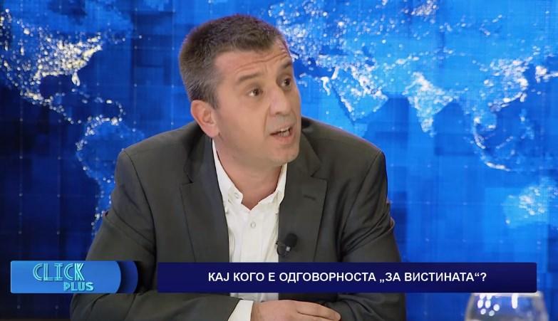 """Котевски: Поголема лага од лагата на СДСМ """"Живот за сите"""", нема!"""