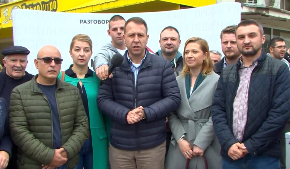Јанушев: Заев заминува, а Македонија почнува да се обновува