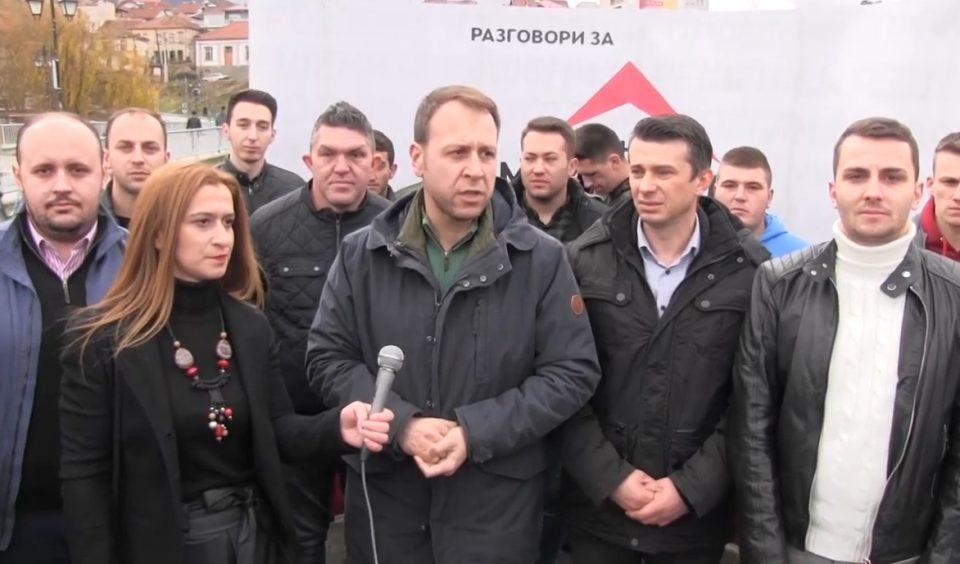 Јанушев во Делчево: Ги слушаме проблемите и земаме обврска како ВМРО-ДПМНЕ да понудиме решенија за истите во изборната програма