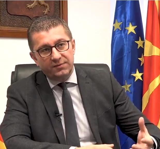 Мицкоски: Не добивањето на датум за преговори е казна за погрешните политики на Владата на Заев